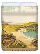 Anglesey Duvet Cover by Henry John Yeend King