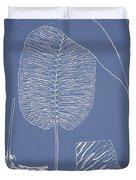 Anisogonium Cordifolium Duvet Cover by Aged Pixel