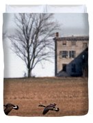Another Time Duvet Cover by Skip Willits