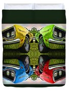 Any Flavor You Like Duvet Cover by Gordon Dean II