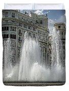 Architecture Valencia V Duvet Cover by Erik Brede