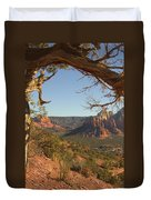 Arizona Outback 5 Duvet Cover by Mike McGlothlen