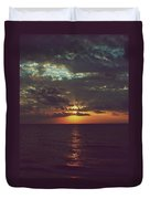 As Day Turns Into Night Duvet Cover by Laurie Search