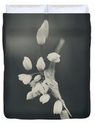 As I Emerge Duvet Cover by Laurie Search