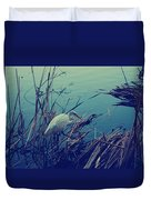As The Light Fades Duvet Cover by Laurie Search