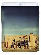 Ashes To Ashes Duvet Cover by Laurie Search