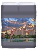 Atlantis Duvet Cover by Olga Hamilton