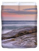 Attack The Waves Duvet Cover by Guido Montanes Castillo