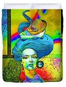 Aurora Duvet Cover by Chuck Staley