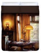 Author -  Style And Class Duvet Cover by Mike Savad