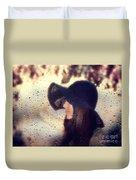 Autumn Dream Duvet Cover by Stelios Kleanthous