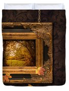 Autumn Frame Duvet Cover by Amanda And Christopher Elwell