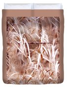 Autumn In The Country Duvet Cover by Angie Rea