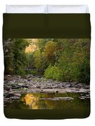 Away From It All Duvet Cover by Gregory Ballos