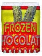 Bananas Duvet Cover by Skip Willits