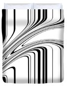 Barcode II  C2014 Duvet Cover by Paul Ashby