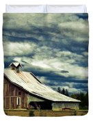 Barn Duvet Cover by Steve McKinzie