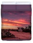 Barry Goldwater Range Duvet Cover by Robert Bales