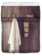 Bathroom Wall Duvet Cover by Amanda And Christopher Elwell
