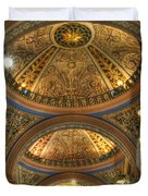 Beautiful Church Duvet Cover by Kathleen Struckle