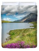 Beautiful Wales Duvet Cover by Adrian Evans