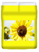 Bee Duvet Cover by Les Cunliffe