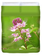 Beeweed . . .with Ant Duvet Cover by  Feva  Fotos