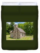 Beverly Mill Store Duvet Cover by Guy Whiteley