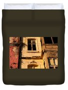 Beyoglu Old House 01 Duvet Cover by Rick Piper Photography