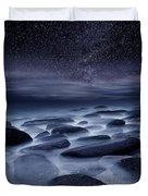 Beyond Our Imagination Duvet Cover by Jorge Maia