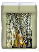 Birch Forest Duvet Cover by Sarah Loft