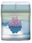 Blend Of Pastels Duvet Cover by Kaye Menner