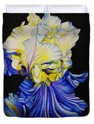 Blue Magic Duvet Cover by Bruce Bley