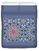 Bottom Of The Glass Duvet Cover by Jean Noren