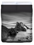 Bow Fiddle Rock 1 Duvet Cover by Dave Bowman