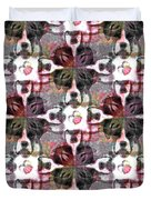Boxer Abstract 20130126v4 Duvet Cover by Wingsdomain Art and Photography