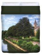 Bradford On Avon Duvet Cover by Joana Kruse