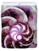 Brain Waves Duvet Cover by Anastasiya Malakhova