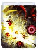 Breakthrough Duvet Cover by Anastasiya Malakhova