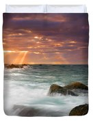 Breathtaking Duvet Cover by Mike  Dawson