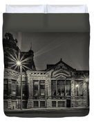 Brewhouse 1880 Duvet Cover by CJ Schmit