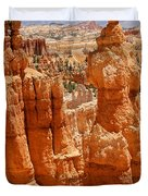Bryce Canyon 2 Duvet Cover by Mike McGlothlen
