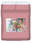 bSeter Elyion 28 Duvet Cover by David Baruch Wolk