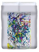 bSeter Elyion 32 Duvet Cover by David Baruch Wolk