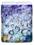 Bubbles Duvet Cover by Kume Bryant