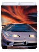Bugatti Duvet Cover by Garry Walton