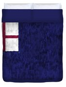 Bunker Hill Flag Duvet Cover by World Art Prints And Designs
