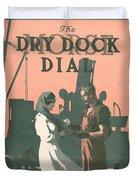 Buy A Bond Duvet Cover by Edward Hopper