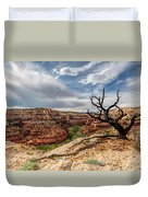 Calf Creek Duvet Cover by Dustin  LeFevre