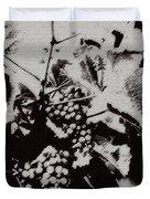 California Vineyard Duvet Cover by Linda Knorr Shafer